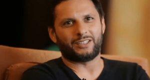 شاہد آفریدی ٹیسٹ ٹیم سے متعلق سلیکشن کمیٹی کے فیصلوں پرحیران