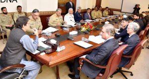 قومی سلامتی: کمیٹی اجلاس ملکی خوشحالی امن و قانون کی عملداری سے مشروط ہے، عمران خان