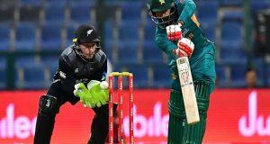 پہلے ون ڈے میں نیوزی لینڈ نے پاکستان کو 47 رنز سے شکست دیدیپہلے ون ڈے میں نیوزی لینڈ نے پاکستان کو 47 رنز سے شکست دیدی