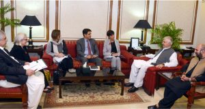 تیزرفتار سرمایہ کاری کیلئے موثر اقدامات اٹھا رہے ہےں، محمود خان