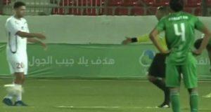 فلسطین نے دوستانہ فٹبال میچ میں پاکستان کو ہرا دیا