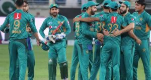 ٹی ٹوئنٹی رینکنگ میں پاکستان کی نمبر ون پوزیشن مزید مستحکم