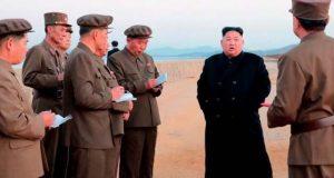 شمالی کوریا کا 'ہائی ٹیک ٹیکٹیکل' ہتھیاروں کا کامیاب تجربہ