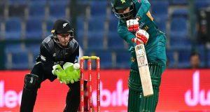 پاکستان نے دوسرے ون ڈے میں نیوزی لینڈ کو شکست دیدی