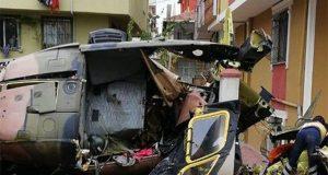 ترکی میں فوجی ہیلی کاپٹر گرِ کرتباہ، 4 اہلکار ہلاک