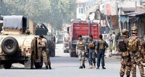 افغانستان میں فوجی اڈے پر حملے میں 25 اہلکار ہلاک