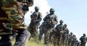 نائیجیریا کے فوجی اڈے پر دہشت گردوں کا بڑا حملہ ، 100 فوجی ہلاک