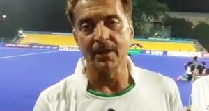 قومی ہاکی ٹیم کے مینیجر حسن سردار بھی عہدے سے مستعفی