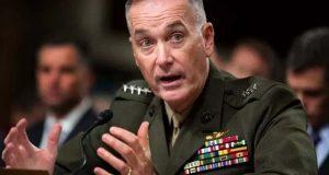 امریکی شہریوں کو ایک اور نائن الیون کا سامنا ہوسکتا ہے، امریکی جنرل جوزف