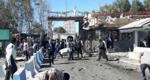 ایران کے شہر چابہار میں پولیس ہیڈکوارٹرز پر کار بم حملہ؛ تین افراد ہلاک