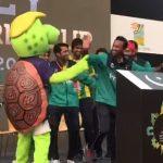 پاکستانی ہاکی ٹیم کے کھلاڑی عرفان سینئر کی بھارتی گانے پر رقص کی ویڈیو وائرل