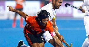 ہاکی ورلڈ کپ؛ پاکستان اور ملائیشیا کا دلچسپ مقابلہ 1-1 گول سے برابر