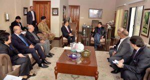 عوام کی زندگیوں میں واضح تبدیلی لانا حکومت کا منشور ہے ، عمران خان