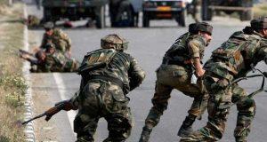 مقبوضہ کشمیرمیں بھارتی فورسزکی فائرنگ سے مزید 2 کشمیری شہید