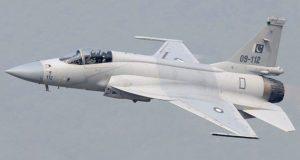 پاک فضائیہ کا ایک اور کارنامہ:JF-17تھنڈر سے ملکی ساختہ میزائل کا کامیاب تجربہ
