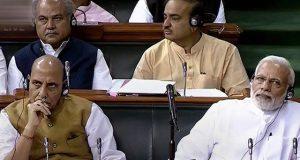 بھارتی پارلیمنٹ میں جرائم پیشہ اراکین کی تعداد میں مسلسل اضافہ ہوتا جا رہا ہے، رپورٹ