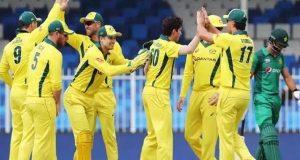 آسٹریلیا نے چوتھے ون ڈے میں بھی پاکستان کو شکست دے دی