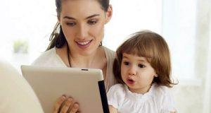 5 سال تک کے بچوں کیلیے ٹی وی، ٹیبلٹ اور موبائل فون دیکھنے کی حد مقرر