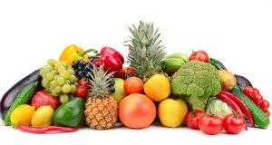 پھل اور سبزیوں کا استعمال ہارٹ فیل کا خطرہ 41 فیصد تک کم کرتا ہے