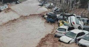 ایران میں ریکارڈ بارش اور سیلاب میں ہلاکتوں کی تعداد 70 ہوگئی