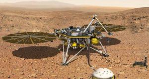 ناسا نے مریخی زلزلے کی پہلی ریکارڈنگ جاری کردی