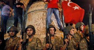 ترکی میں بغاوت کے شبہے میں 115 حاضر سروس فوجی گرفتار