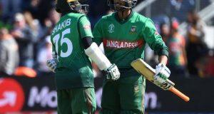 کرکٹ ورلڈ کپ؛ بنگال ٹائیگرز نے کالی آندھی کو 7 وکٹ سے شکست دے دی