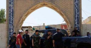 عراق میں مسجد پر خود کش حملہ، 10 نمازی جاں بحق اور متعدد زخمی