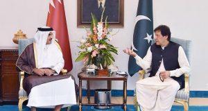 پاکستان، قطر:متعدد شعبوں میں تعاون کیلئے مفاہمتی یادداشتوں پر دستخط