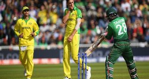 ورلڈکپ میں آسٹریلیا نے بنگلادیش کو ہرا دیا