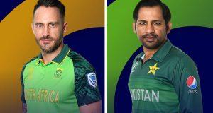 پاکستان آج جنوبی افریقا کیخلاف ورلڈکپ میں بقاء کی جنگ لڑے گا