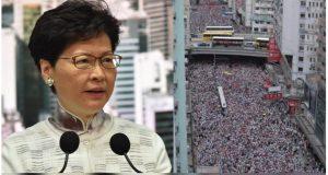 ہانگ کانگ میں احتجاج رنگ لے آیا، ملزمان کی چین حوالگی کا قانون معطل