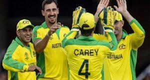 ورلڈکپ میں آسٹریلیا نے سری لنکا کو شکست دیدی