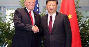تجارتی محاذ پر امریکا اور چین 'جنگ بندی' پر متفق