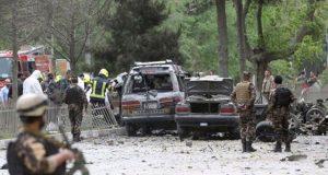 افغانستان میں طالبان کا ہوٹل پر حملہ، 2 جنگجو اور 8 پولیس اہلکار ہلاک
