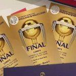 فائنل کی ٹکٹیں لاکھوں روپے میں فروخت