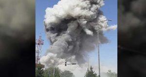 کابل میں خودکش حملہ، 16 افراد ہلاک اور 100 زخمی