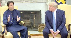 تاریخ ساز ملاقات: امریکہ نے کشمیر پر ثالثی کی پیشکش کر دی