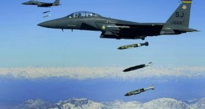 افغان فضائیہ کی بمباری میں کمانڈرز سمیت 25 طالبان جنگجو اور 5 شہری ہلاک