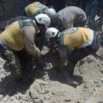 شام میں اتحادی افواج کی بمباری میں 22 شہری جاں بحق