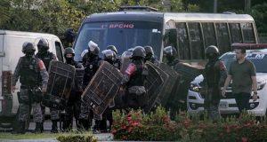 برازیل کی جیل میں فسادات، 52 قیدی ہلاک