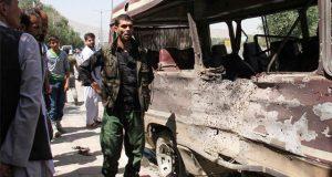 کابل میں 3 بم دھماکوں میں 10 افراد ہلاک، 41 زخمی