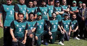 پاکستان نے پہلا بین الپارلیمانی کرکٹ ورلڈ کپ جیت لیا