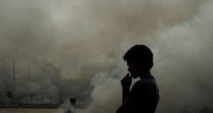 فضائی آلودگی پھیپھڑوں کو تیزی سے 'بوڑھا' کررہی ہے
