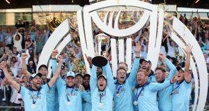 انگلینڈ پہلی بار کرکٹ کا عالمی چیمپئن بن گیا