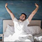 پرامید رہنے والے لوگ سکون کی نیند سوتے ہیں، تحقیق