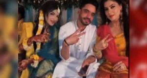 اداکار ببو برال کی بیٹی کا  شوہر پر تشدد کا الزام
