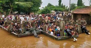 بھارت میں شدید بارشوں سے 22 افراد ہلاک اور 200 زخمی