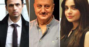 کشمیر معاملہ؛ پاکستانی فنکاروں نے انوپم کھیر کو آڑے ہاتھوں لے لیا