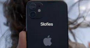 سیلفی کی اگلی نسل 'سلوفی' پر اجارہ داری کےلیے 'ایپل' کی تیاری